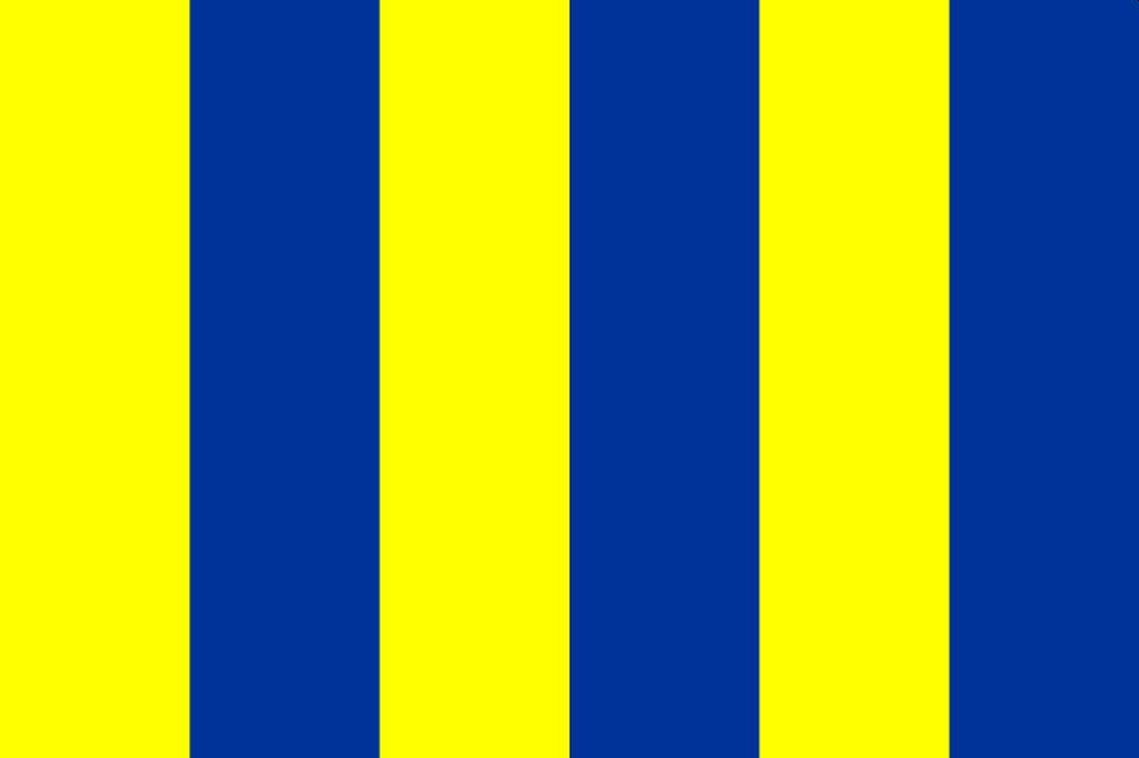 Flagge Golf